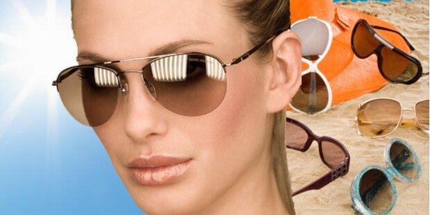 Der Sonnenbrillentest