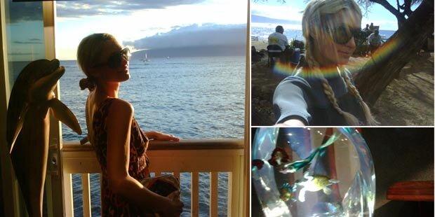 Paris Hilton: Letzter Urlaub vor Häfen?
