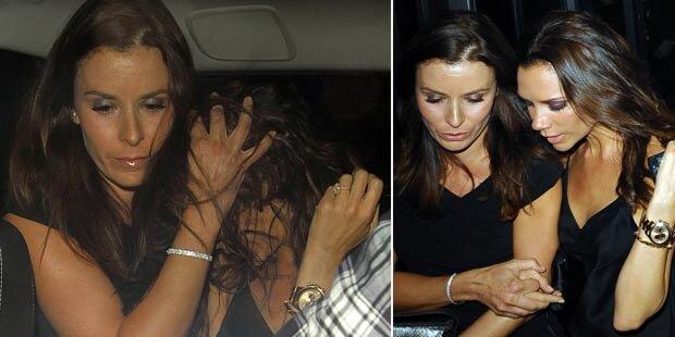 Victoria Beckham: Alkohol-Absturz