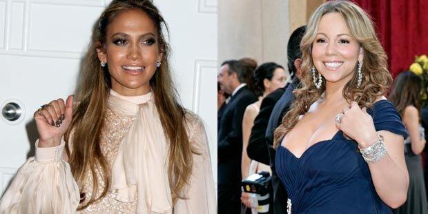 Mariah Carey ätzt über Jennifer Lopez