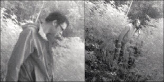 Zwei Drogen-Farmer tappten in Fotofalle