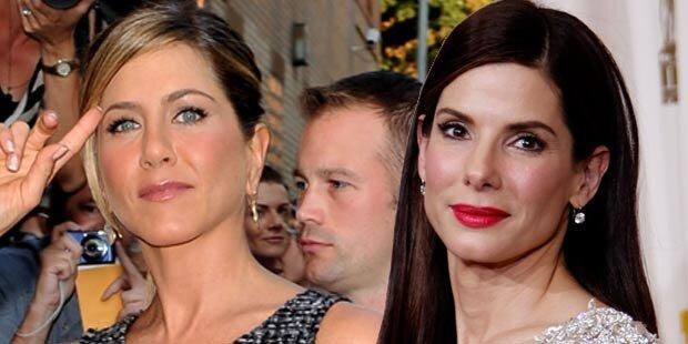 Jennifer Aniston hasst Sandra Bullock