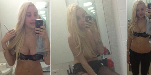 Amanda Bynes twittert skurrile Nacktbilder