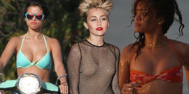 Miley Cyrus ist die heißeste Frau der Welt