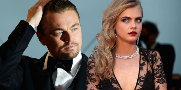 Leo DiCaprio blitzt bei Cara Delevingne ab