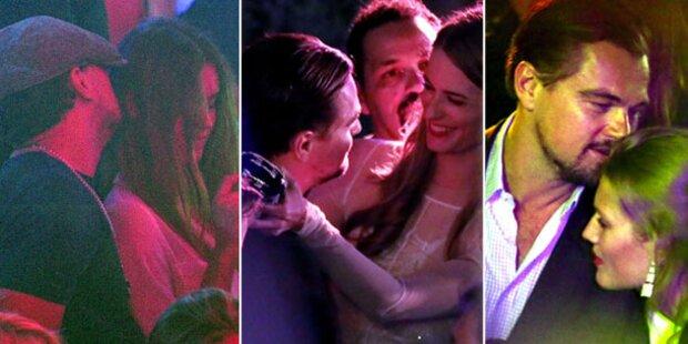 Leonardo DiCaprio: Heiße Flirts in Cannes
