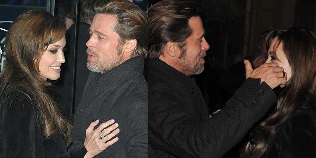 Heiraten Brad & Angelina doch noch?