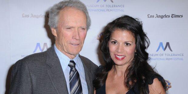 Clint Eastwood: Ehe-Aus nach 17 Jahren