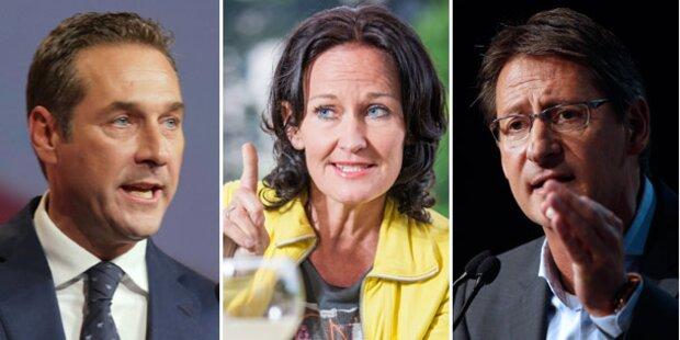 TV-Duell: Alle gegen die Regierung