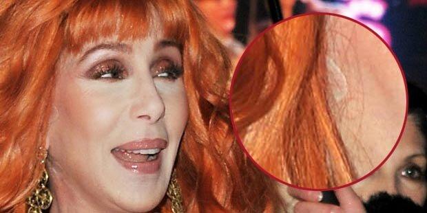 Cher schmeißt Machos hochkant raus