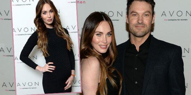 Megan Fox: Zweite Schwangerschaft einfacher