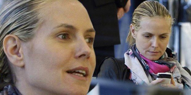 Heidi Klum: Topmodel- Villa ist abgebrannt