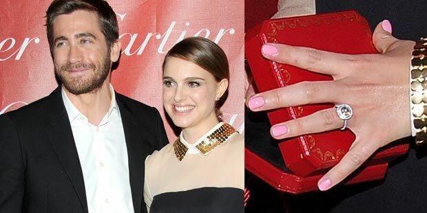 Portman: So schön ist ihr Verlobungsring