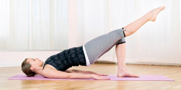 Bodyweight-Training zu Hause: Darauf kommt's an