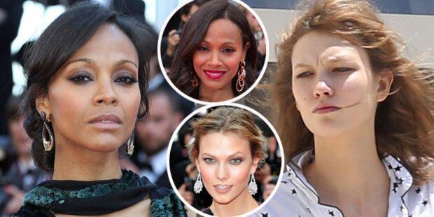 Cannes-Stars: Schon ein bisschen müde?