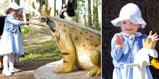 Estelle: Kein Kuss für Froschkönig