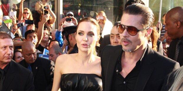 Brad Pitt-Angreifer wurde verurteilt