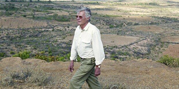 Keszler würdigt Böhms Afrika-Hilfe