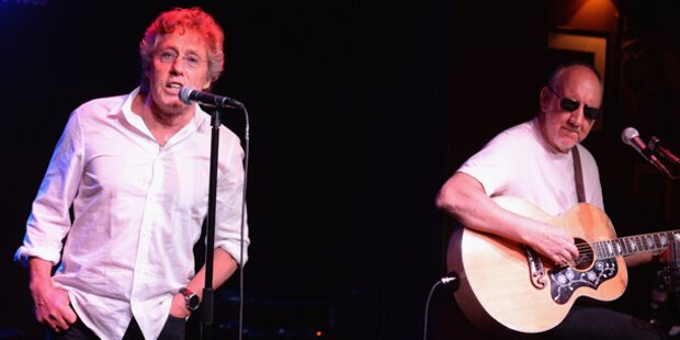 The Who gehen noch einmal auf Tour