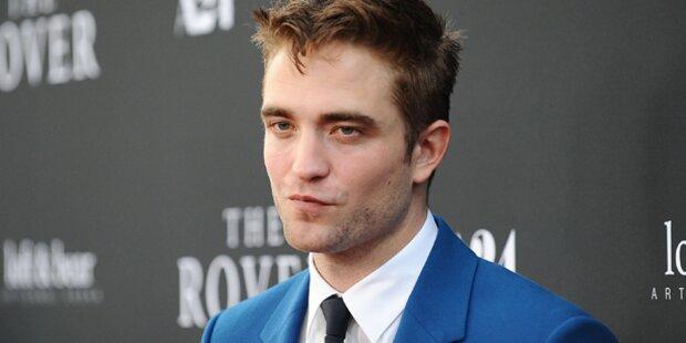 Robert Pattinson über seine Depressionen