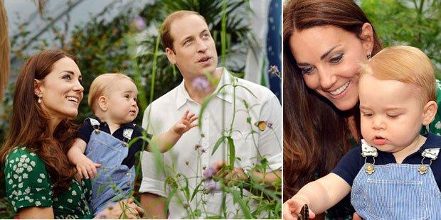 Prinz George: Neue Geburtstagsfotos