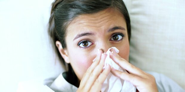 Grippefälle in Österreich am Abflauen