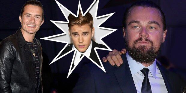 Bieber: Jetzt wollte auch Leo zuschlagen