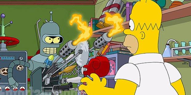 Simpsons bekommen