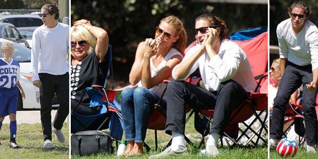 Heidi Klum: Vito Schnabel macht schon den Stiefpapa