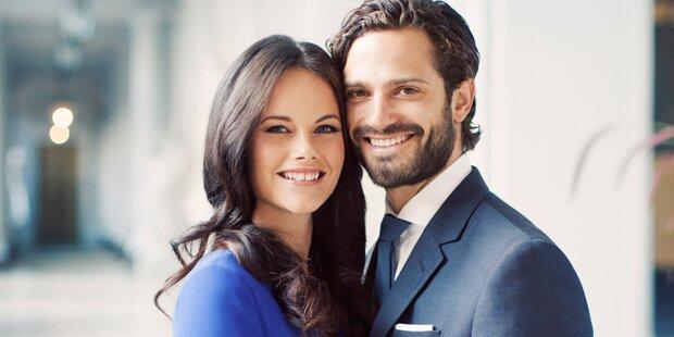 Carl Philip & Sofia: Nobles Liebesnest