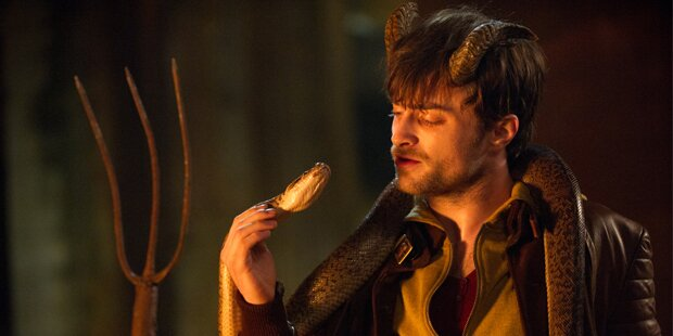 Radcliffe: Gruselig für