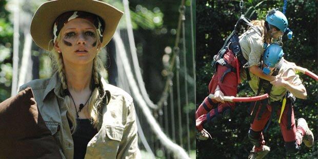 Dschungelcamp: Sarah geht - Rainer fliegt