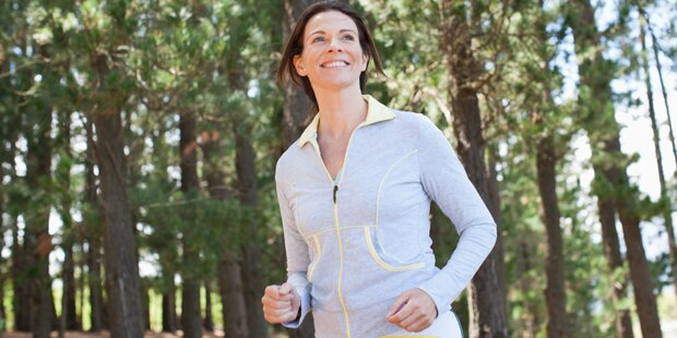 Laufen schützt besser vor Erkältungen als Vitamin C