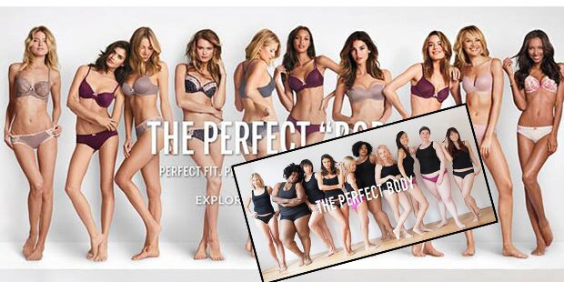 So sieht der perfekte Frauenkörper aus