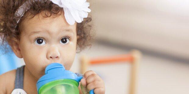 Pflanzengift in Baby-Kräutertee gefunden