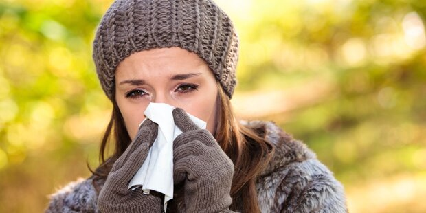 5 Krankmacher im Herbst