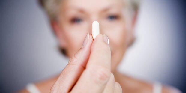 Forscher entwickeln Pille für längeres Leben