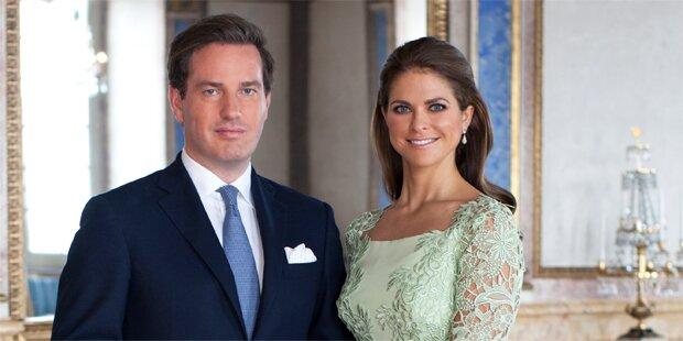 Prinzessin Madeleine wieder schwanger