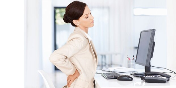 Die Osteochondrose und die Instabilität der Bandscheiben