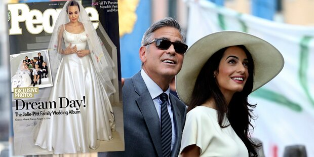 Das waren die Star-Hochzeiten 2014