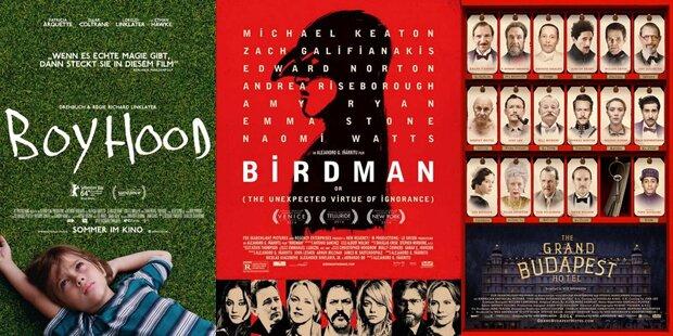 Oscars: Die Trailer der Gewinner-Filme