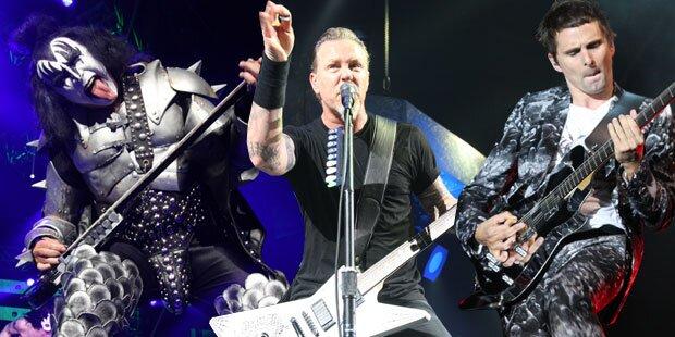 Rock in Vienna: Dann spielen Headliner