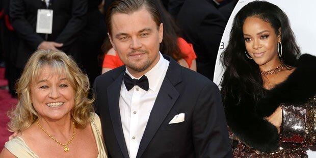 Leo stellt Rihanna seiner Mama vor