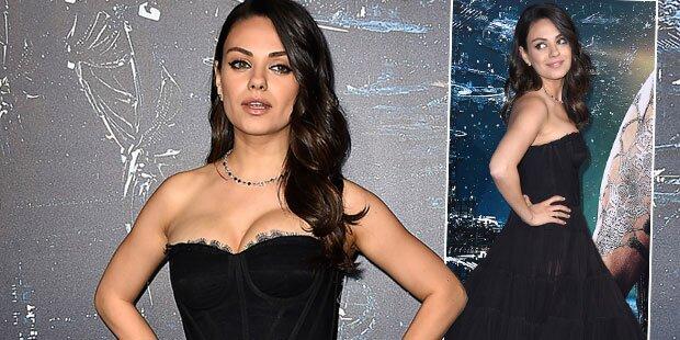 Mila Kunis: So sexy nach Baby
