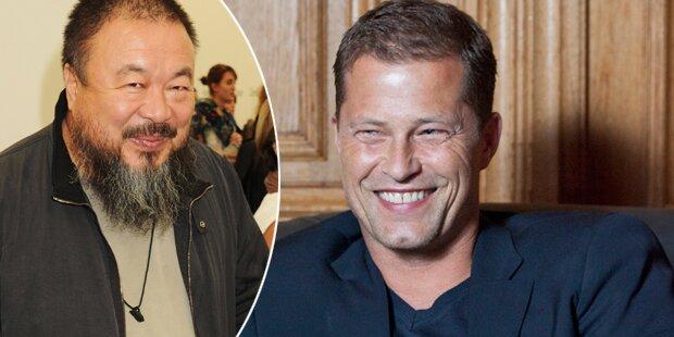 Ai Weiwei: Kurzfilm mit Til Schweiger