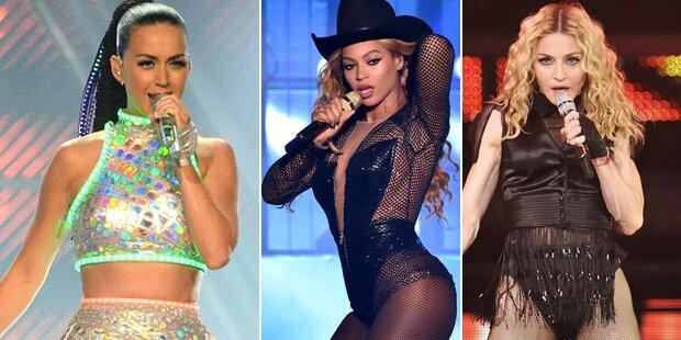 So heiß werden die Grammys 2015