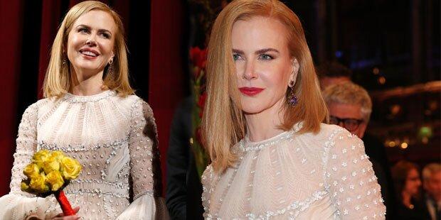Nicole Kidman: Faltenfrei bei Berlinale