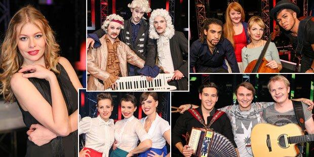 Song Contest: Das sind Conchitas Erben