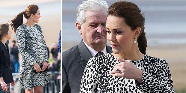Kate: Marathon vor Babypause