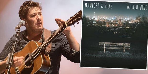 Mumford & Sons: Album ohne Folk